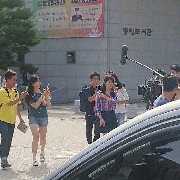 Diễn viên Song Hye Kyo,Park Bo Gum, boyfriend, phim hàn