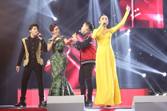 Noo Phước Thịnh, quán quân giọng hát việt 2018, giọng hát việt 2018