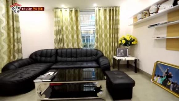 HLV Park Hang Seo, nhà của Park Hang Seo, huấn luyện viên bóng đá