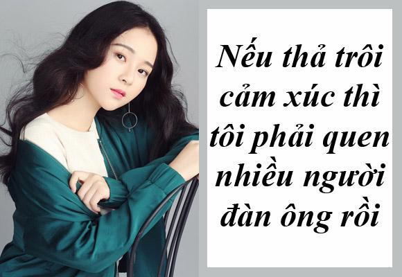 phát ngôn của sao,Đan Kim,Hoàng Oanh,Tam Triều Dâng,Uyên Linh,Cát Phượng