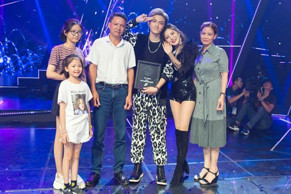 Hương Tràm,Đức Phúc,Hoàng Thùy Linh,Quán quân The Debut 2018, tùng dương