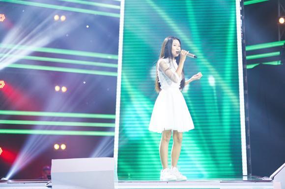 Vũ Cát Tường, giọng hát việt nhí 2018, sao Việt