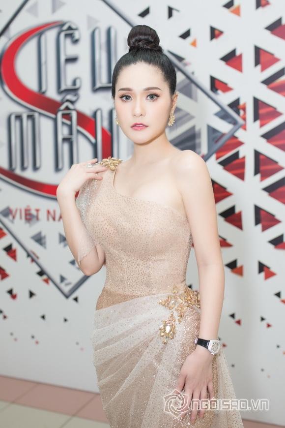 Di Băng, Chung kết Siêu mẫu 2018, sao việt
