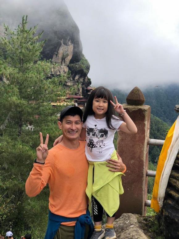 Huy Khánh, vợ chồng Huy Khánh, con Huy Khánh, sao Việt