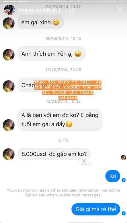 Hoàng Yến Chibi, ca sĩ, sao Việt