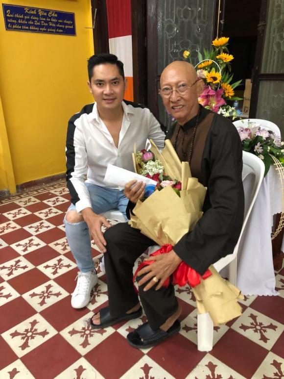 Minh Luân, nghệ sĩ Lê Bình, Mai Phương, sao Việt