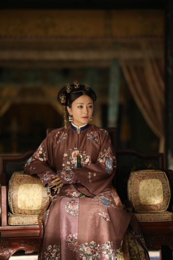 Tần Lam,Diên Hi công lược,sao Hoa ngữ