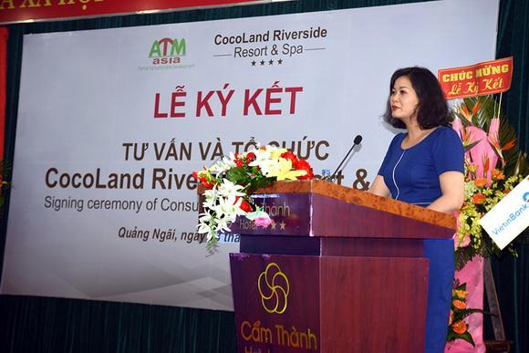 CocoLand Riverside Resort & Spa, Du lịch Quảng Ngãi