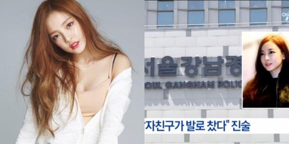 """""""Búp bê xứ Hàn"""" Goo Hara nhập viện sau khi bị tố hành hung bạn trai"""