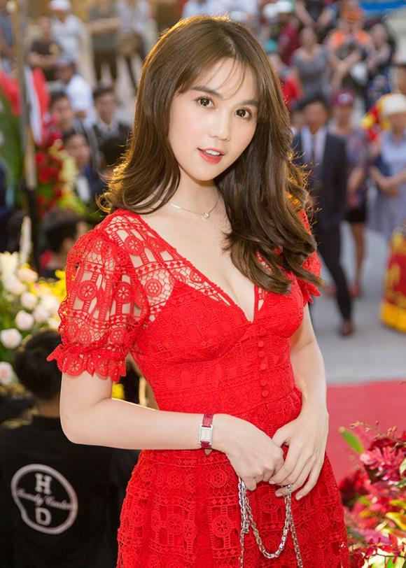 Ngọc Trinh,mỹ nhân Vbiz,Lê Hà,Hoa hậu Siêu quốc gia Việt Nam,Trương Mỹ Nhân,Ngọc Châu