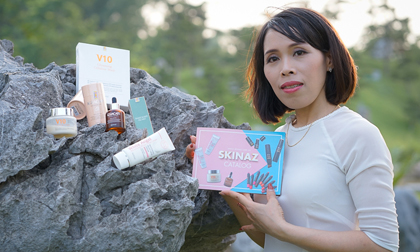 Mỹ phẩm Skinaz, mỹ phẩm hàn quốc, Kinh doanh mỹ phẩm online