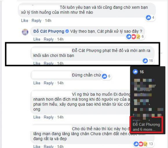 Cát Phượng, Kiều Minh Tuấn, sao Việt, An Nguy, scandal sao