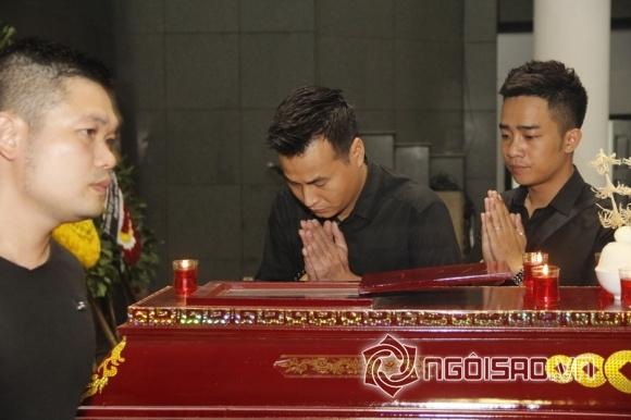 Toàn cảnh đám tang đạo diễn Phạm Đông Hồng