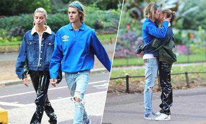 Ca sĩ,Justin Bieber,Hailey Baldwin, sao hollywood