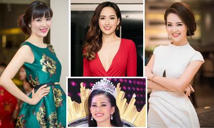 Hoa hậu Trần Tiểu Vy, Trần Tiểu Vy, sao Việt