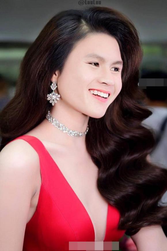 U23 Việt Nam, Hoa hậu, ảnh chế U23 Việt Nam