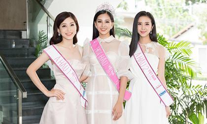 Trần Tiểu Vy, Hoa hậu Việt Nam 2018