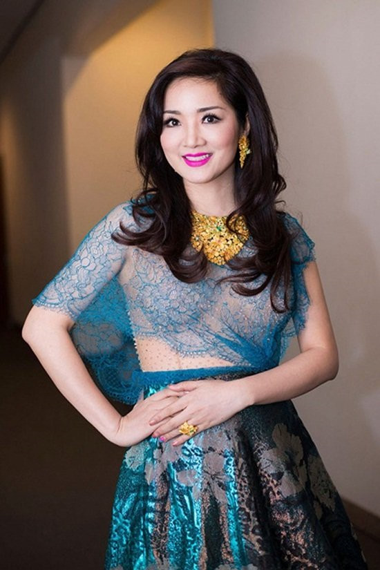 Hoa hậu Đền Hùng Giáng My, Trần Tiểu Vy, sao Việt