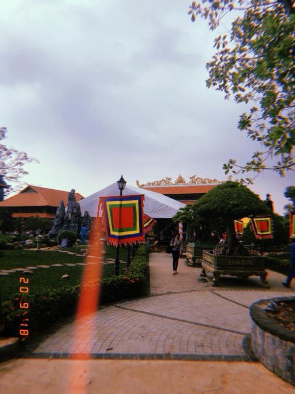 giỗ tổ sân khấu,sao Việt,nhà thờ tổ của Hoài Linh
