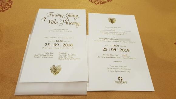 đám cưới Trường Giang Nhã Phương, trường giang, nhã phương