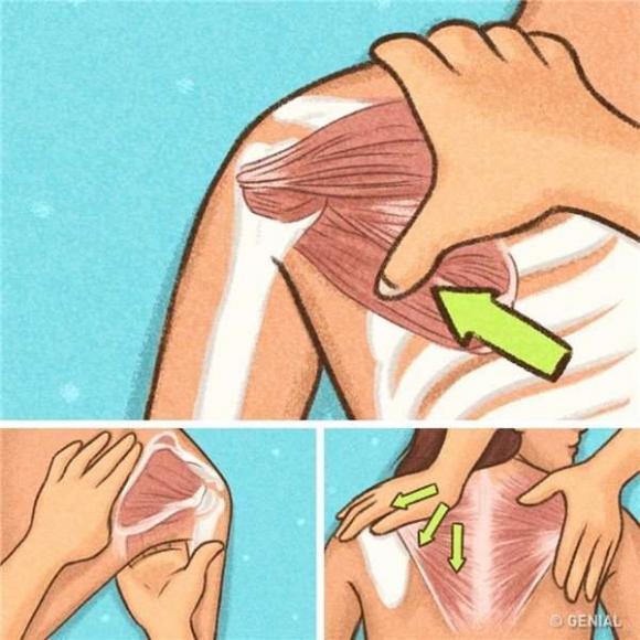 trở thành chuyên gia massage, massage cho bạn đời, cách massage toàn thân