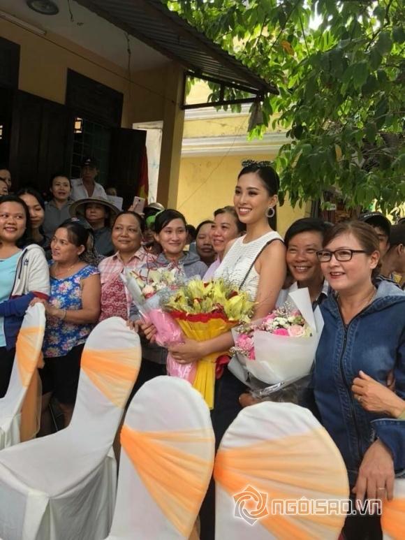 Hoa hậu Việt Nam 2018, trần tiểu vy, Tiểu Vy,