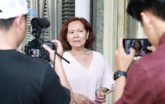 Nhã Phương, mẹ Nhã Phương, Trường Giang, sao Việt