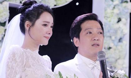 Trường Giang, Nhã Phương ,thực đơn đám cưới sao Việt