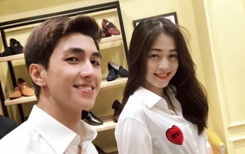 Á hậu Phương Nga, Bình An, sao Việt