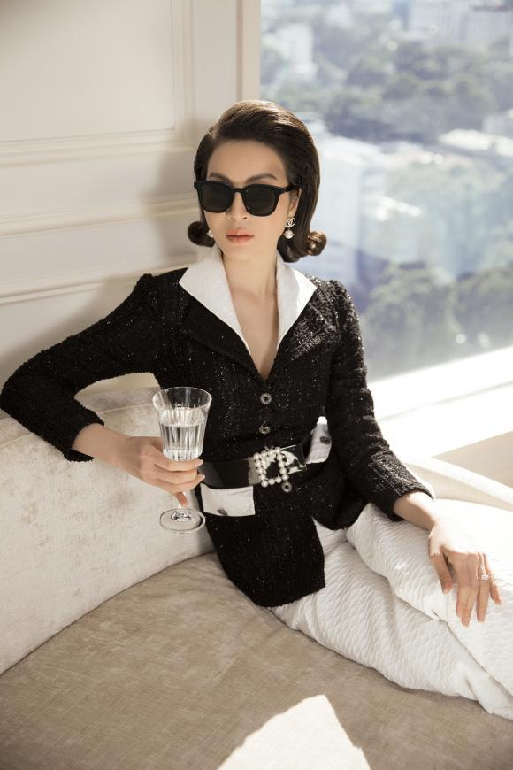 Thanh Mai,Thanh Mai gợi ý mặc đẹp,sao Việt