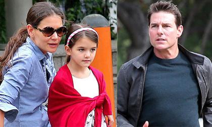 Tom Cruise,Suri Cruise,Katie Holmes,con của sao,sao Hollywood
