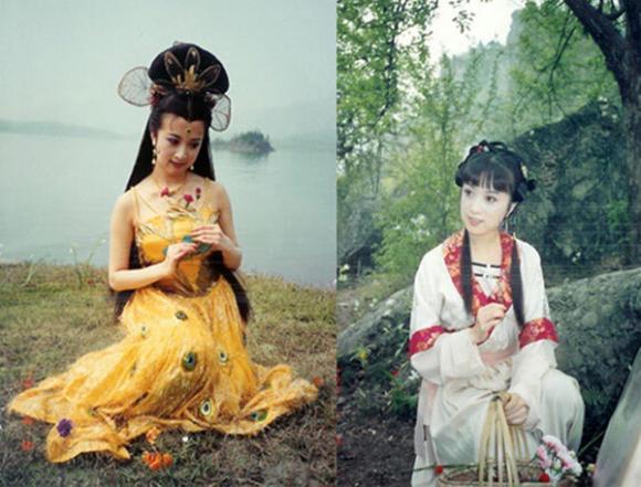 Tây Du Ký, Kim Xảo Xảo,  Trương Quốc Lập