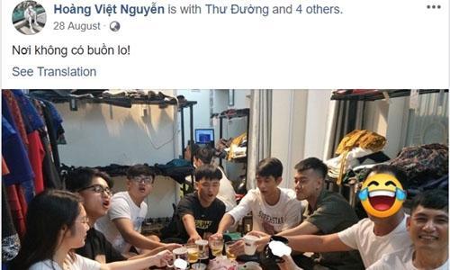 Sơn Tùng M-TP, em trai Sơn Tùng M-TP, Việt Hoàng