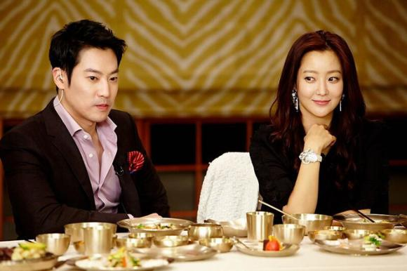 Kim Hee Sun,chồng Kim Hee Sun,sao Hàn