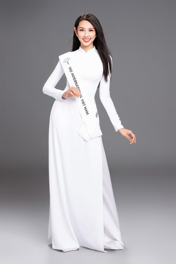 Á hậu Thuý An, Nguyễn Thúc Thuỷ Tiên, Hoa hậu Quốc tế 2018