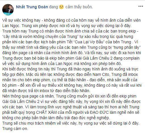 Ninh Dương Lan Ngọc, phim Việt, sao Việt