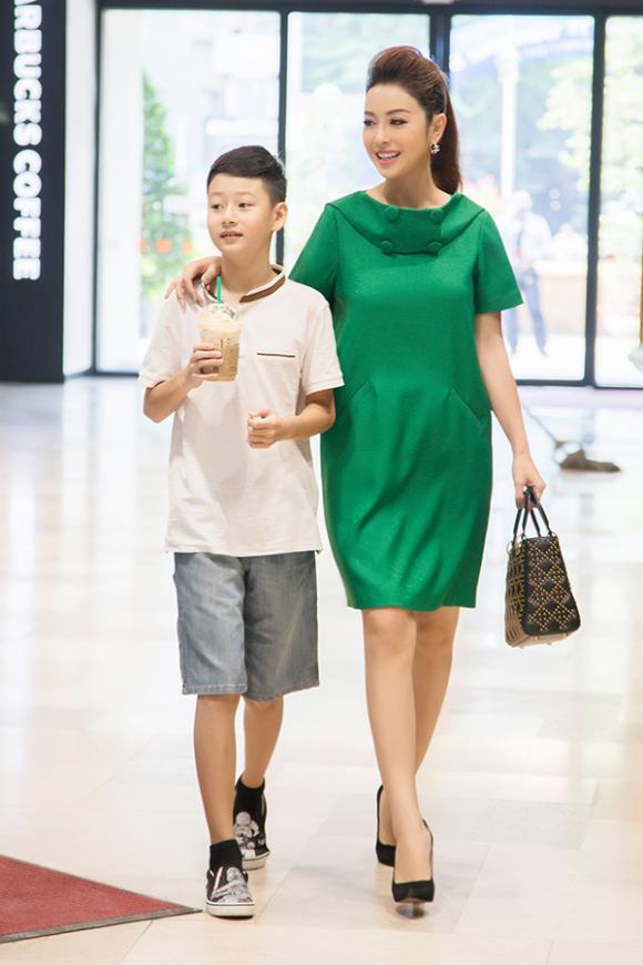 Jennifer Phạm, con trai Jennifer Phạm, Bảo Nam