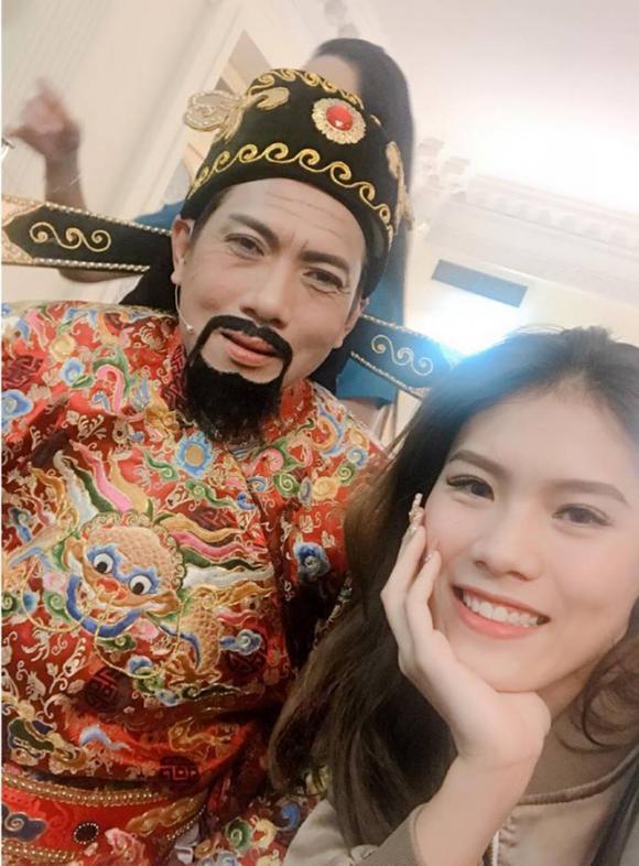 nghệ sĩ cải lương Trọng Nghĩa, con gái Trọng Nghĩa, con của sao Việt