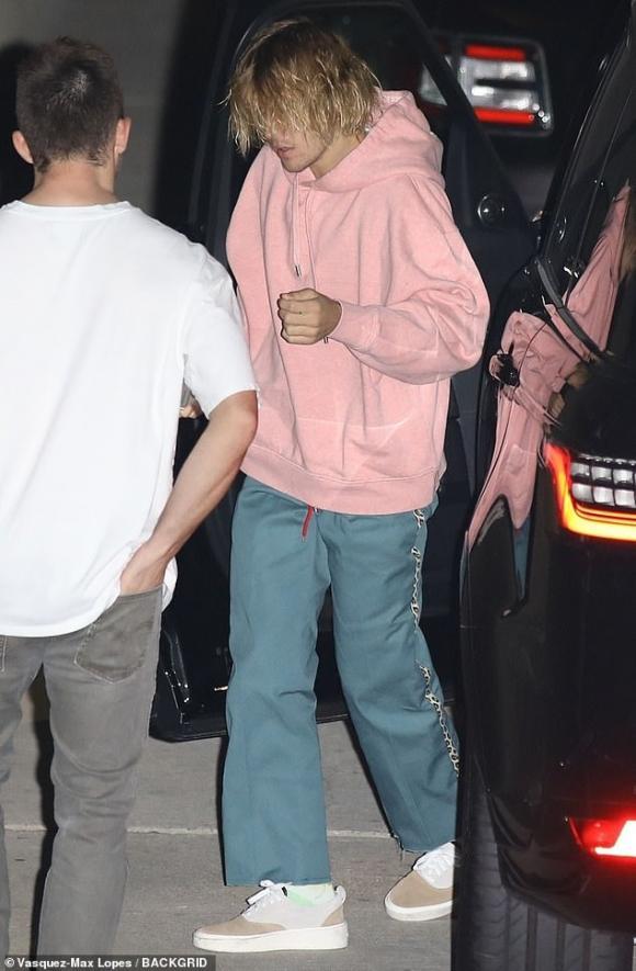 Justin Bieber,Selena Gomez,sao Hollywood