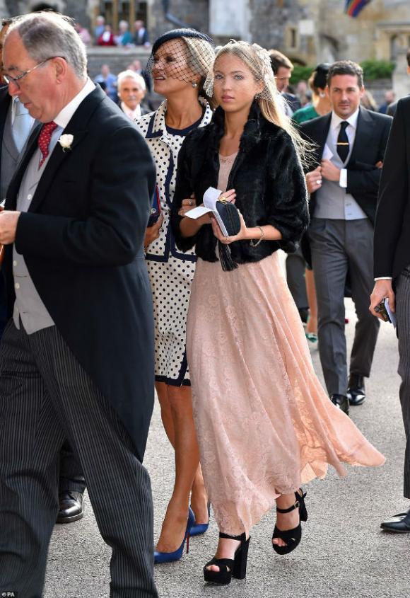 ,đám cưới Hoàng gia Anh, công nương anh, công nương meghan markle, công nương kate middleton, công chúa eugenie