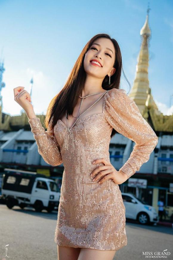 Á hậu phương nga,hoa hậu việt nam 2018,Miss Grand International 2018