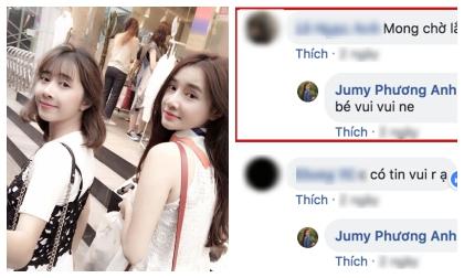 em gái Nhã Phương, Nhã Phương, sao Việt