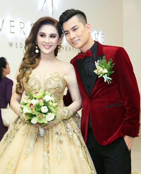 đám cưới sao Việt, Quyền Linh, Hà Tăng