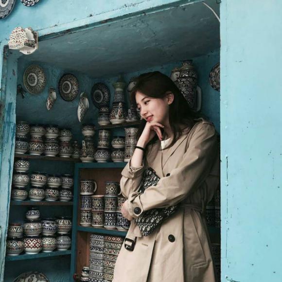 suzy, thời trang của suzy, sao hàn