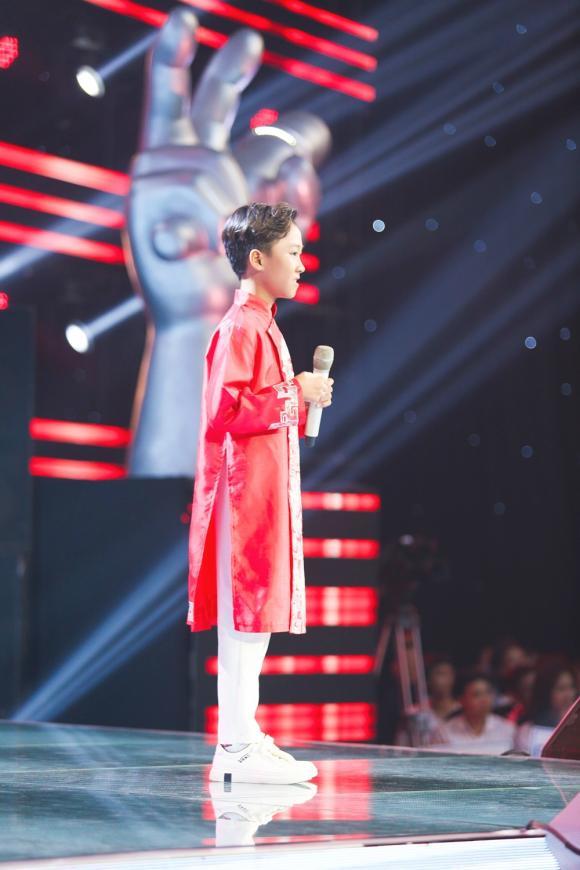 Giọng hát Việt nhí 2018, Vũ Cát Tường, Bảo Anh