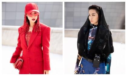 Hoàng Oanh, Gil Lê, Seoul Fashion Week