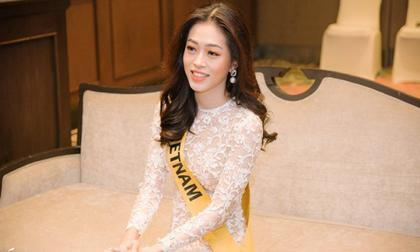 á hậu Phương Nga, Miss Grand International 2018