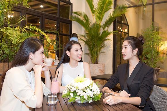 Thùy Tiên, Hoa hậu Quốc tế, sao việt