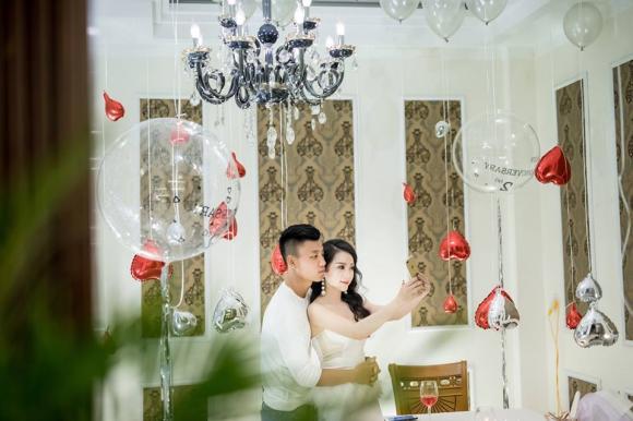 Vũ Văn Thanh, U23 Việt Nam, bạn gái của Vũ Văn Thanh