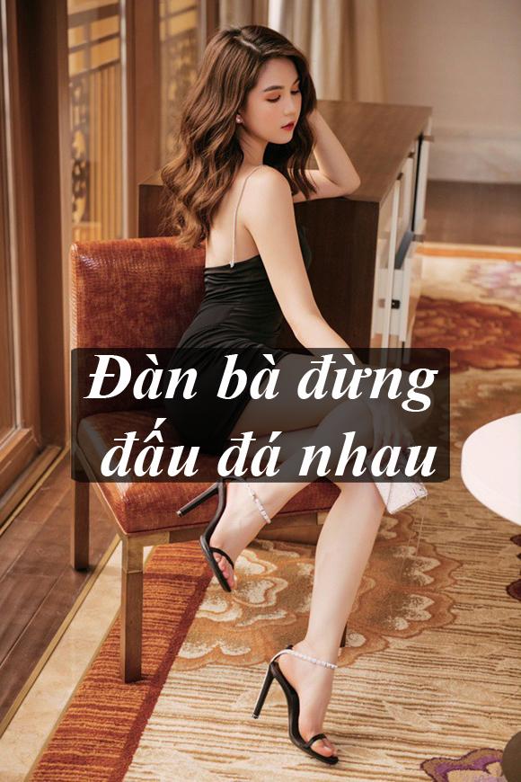 Mai Phương Thúy, Ngọc Trinh, Hoàng Thùy Linh và Minh Tú, sao Việt và phát ngôn